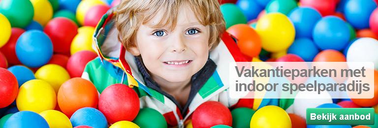 Specials BungalowS.nl - Vakantieparken met indoor speelparadijs
