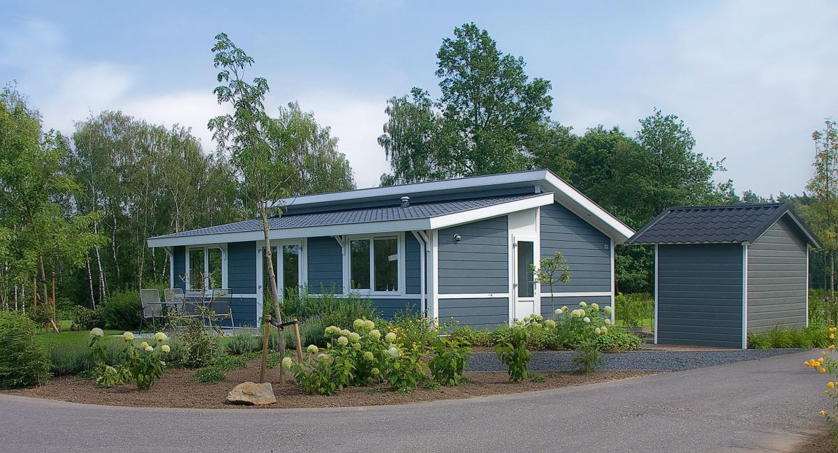 Droompark Maasduinen - chalet E