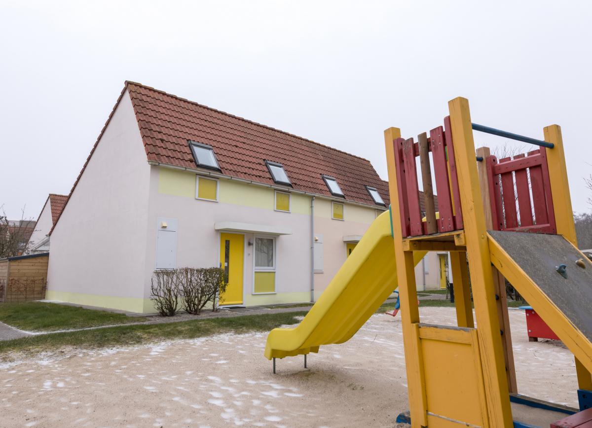 Roompot Vakantiepark Bos en Duin - bungalow OBVK