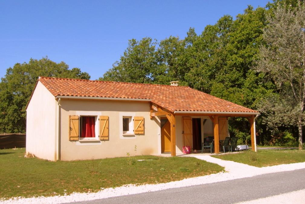 FranceComfort - Domaine de Lanzac - bungalow (vrijstaand)