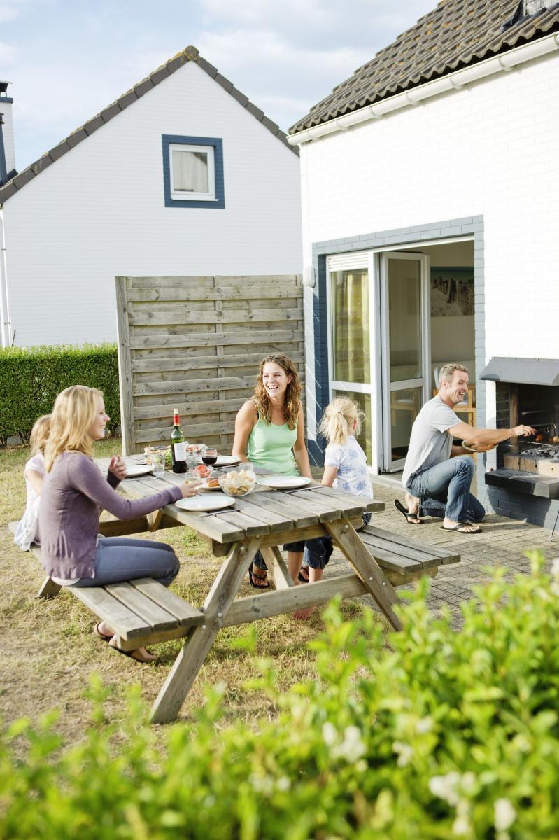 Prijsknaller 4-persoons Select Villa OD595 - Belgiè - West-Vlaanderen - Koksijde